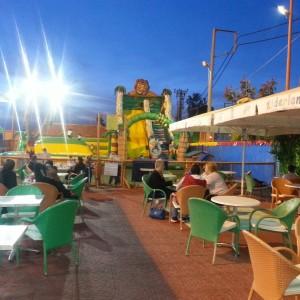 Bubbles Park - Ανοιχτός και κλειστός Παιδότοπος & Καφέ Πέραμα